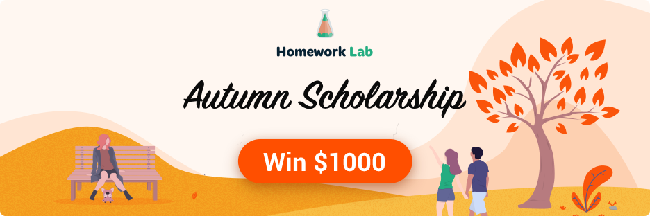 Autumn Homework Lab Scholarship