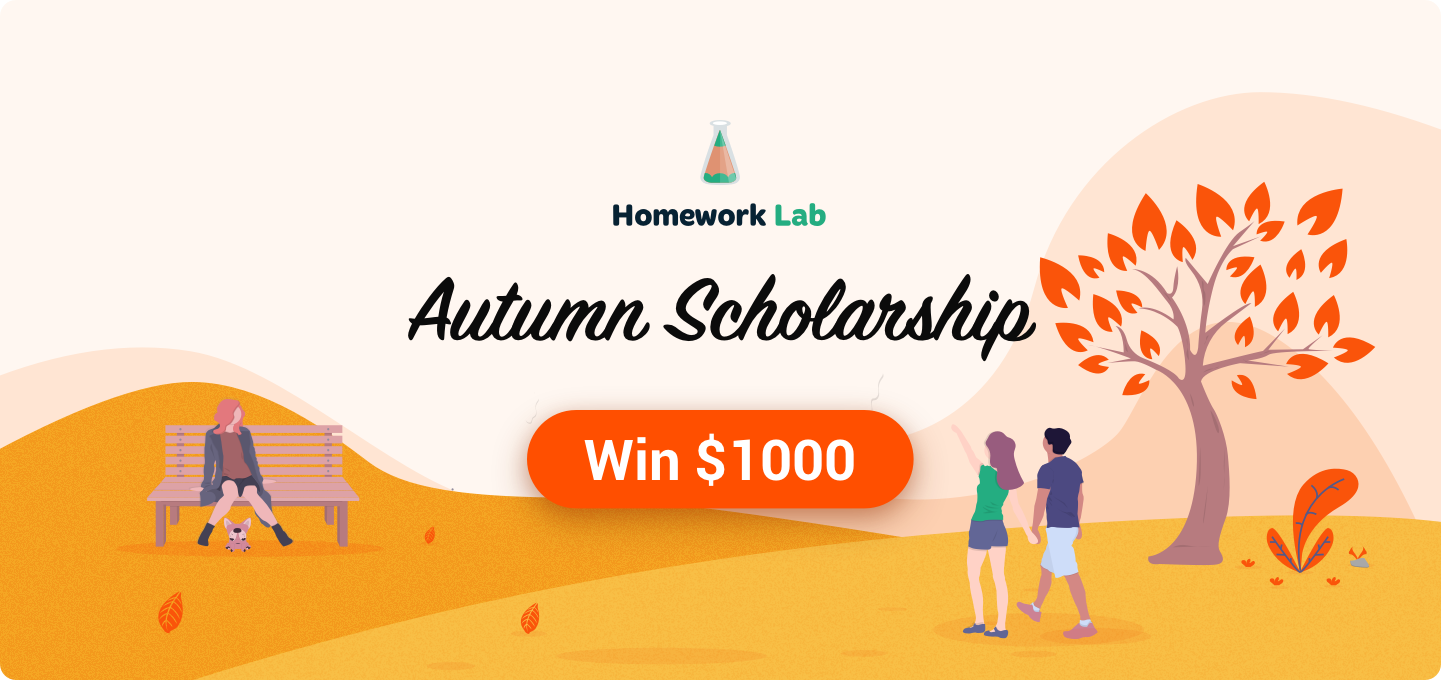 Homework Lab Autumn Scholarship