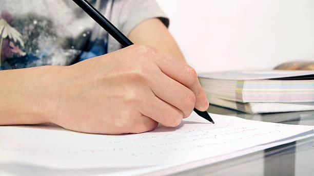 A student who knows how to start an essay (and different types of essays)