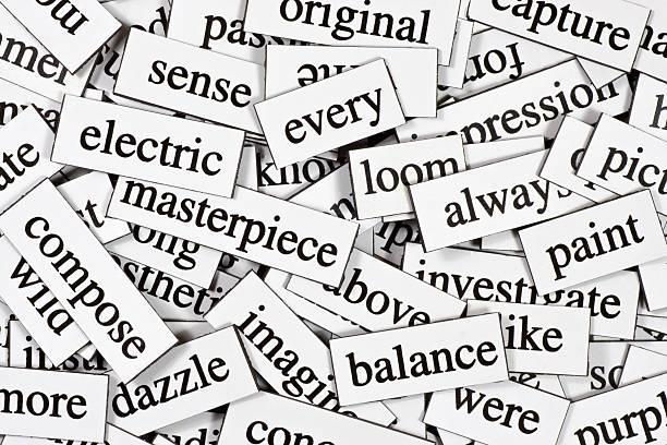 Start an essay with different kinds of words