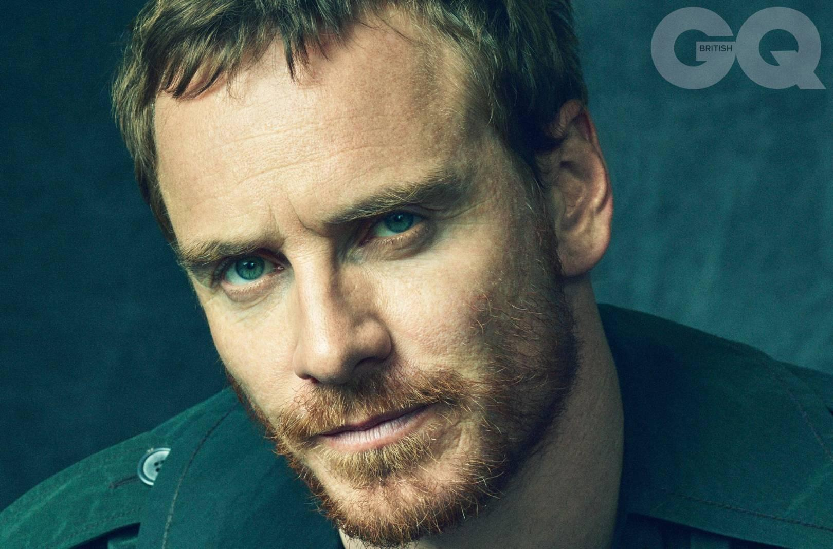 Michael Fassbender did not submit a scholarship essay but looks like a participant.