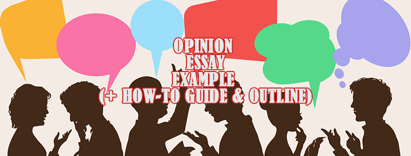 Opinion essay example featured