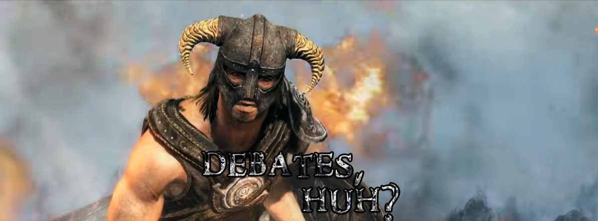 Good debates topics