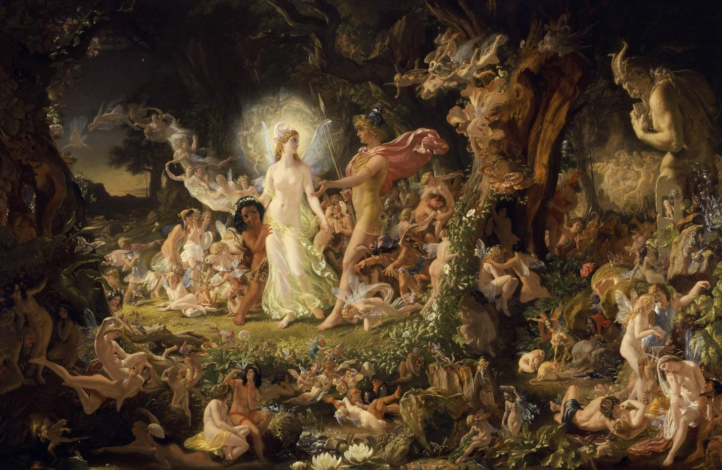 A Midsummer Night's Dream Essay Topics