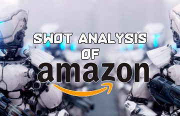 amazon SWOT analysis